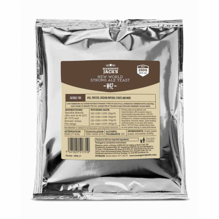 New World Strong Ale Yeast M42 250g